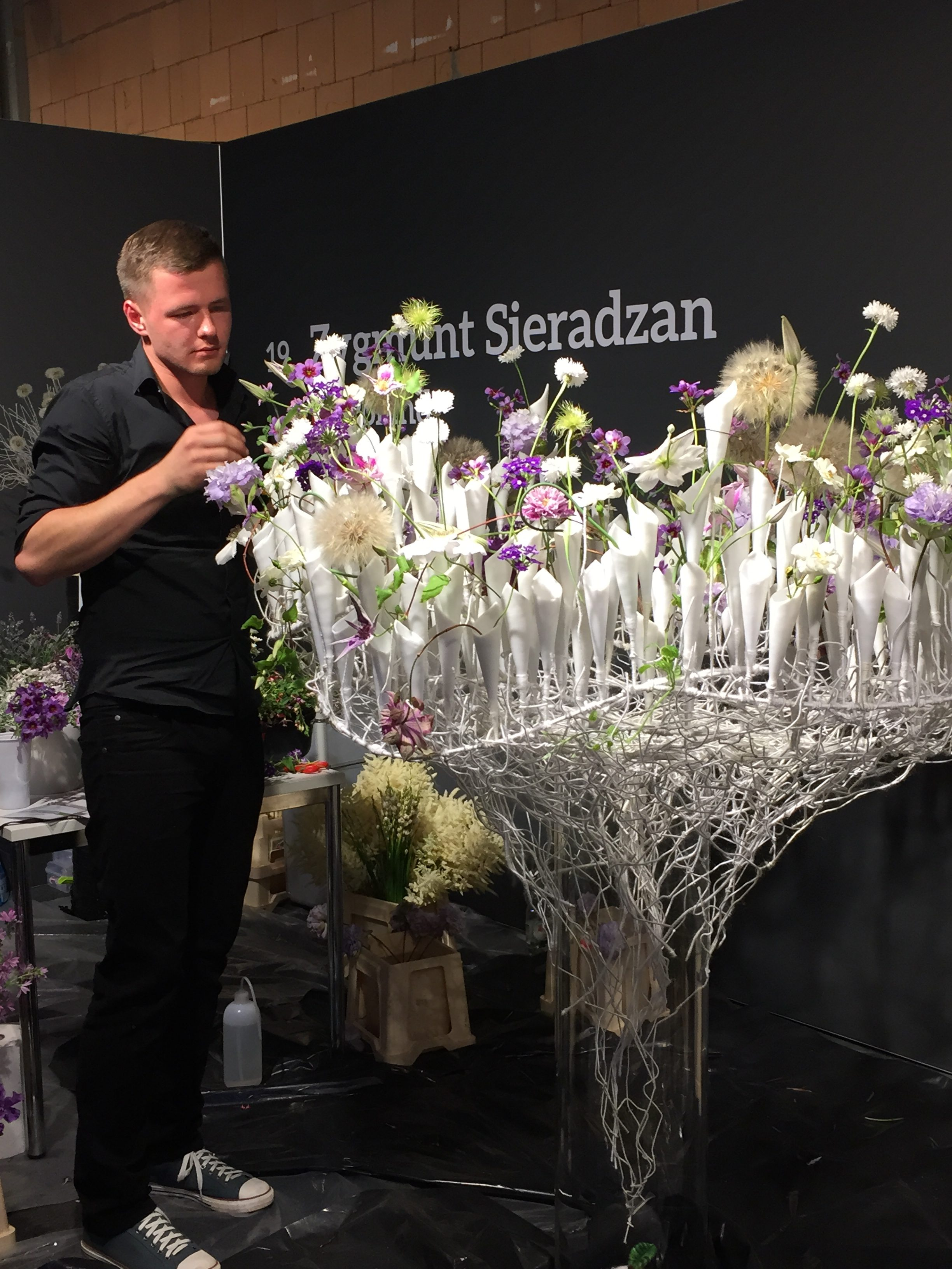 Fleurop-Interflora World Cup 2015 Gallery